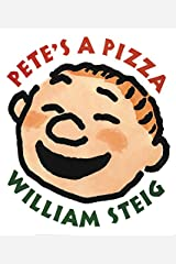 Pete's a Pizza Board Book