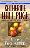 Front cover for the book The Body in the Big Apple by Katherine Hall Page