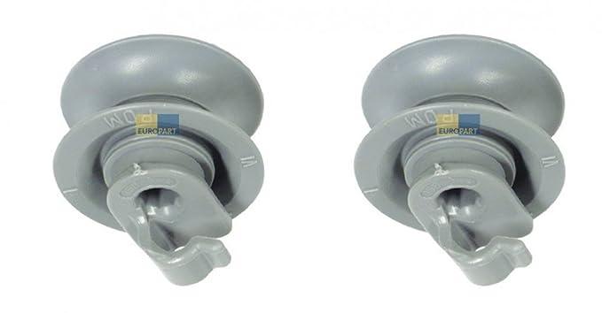 Siemens Kühlschrank Lock : 2x korbrolle für spülmaschine oberkorb von bsh bosch siemens
