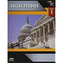 Steck-Vaughn Core Skills Social Studies: Workbook Grade 1