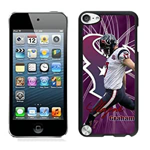 NFL&Houston Texans Shayne Graham ipod Touch 5 phone cases&Gift Holiday&Christmas Gifts PHNK626720