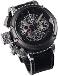 Automatic Swiss movement Chimera Skeleton SS 46 mm 8028