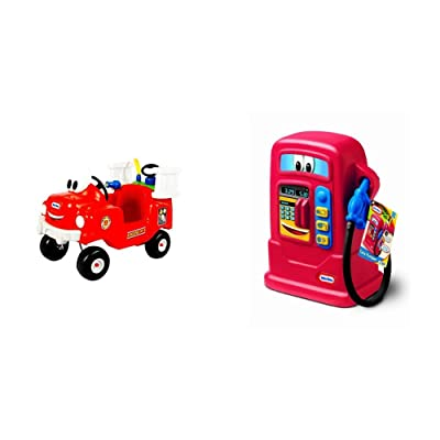 Little Tikes Spray & Rescue and Cozy Pumper - Bundle: Toys & Games