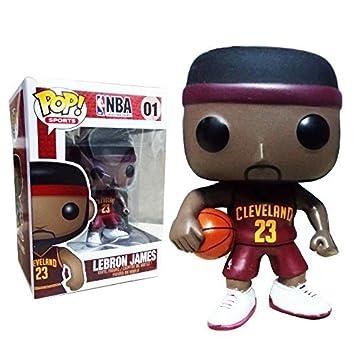 Funko Pop Figura de Vinilo de Sports de la NBA Lebron James ...