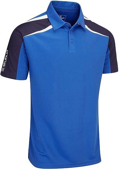 Stuburt Hombre 2019 Evolve Hindley Elimina Humedad Camisa Polo ...