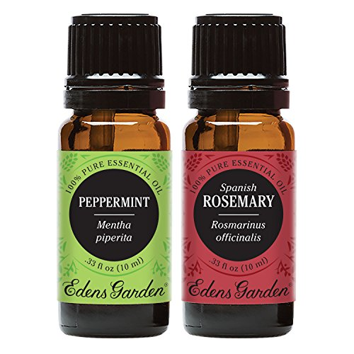 Peppermint + Rosemary Value Pack 100% Pure Therapeutic Grade