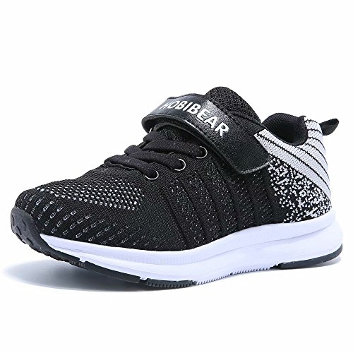 Image of GUBARUN Kids Lightweight Sneakers Boys Girls Casual Running Shoes