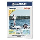 Navionics HotMaps Premium Canada Two-Dimensional Lake Maps on SD Card