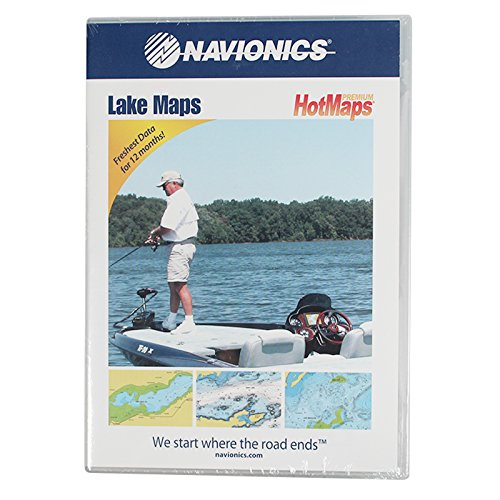 Navionics HotMaps Premium Canada Two-Dimensional Lake Maps on SD Card (Maps Gps Lake)