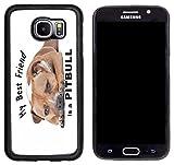 Best Rikki Knight LLC Friends Galaxy S6 Cases - Rikki Knight My Best Friend is a Brown Review
