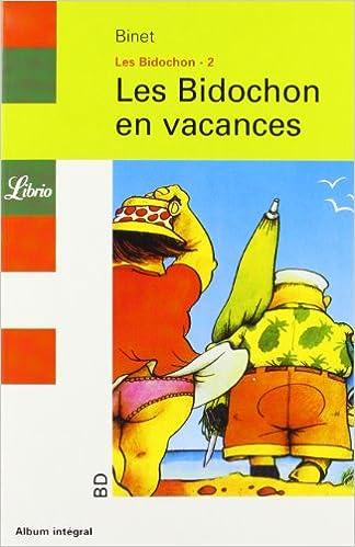 Télécharger en ligne Les Bidochon, tome 2 : Les Bidochons en vacances pdf