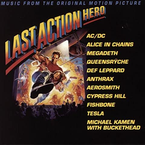 Last Action Hero: Music From The Original Motion Picture - Action Cd