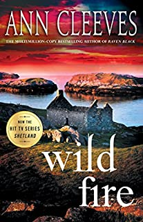 Book Cover: Wild Fire: A Shetland Island Mystery