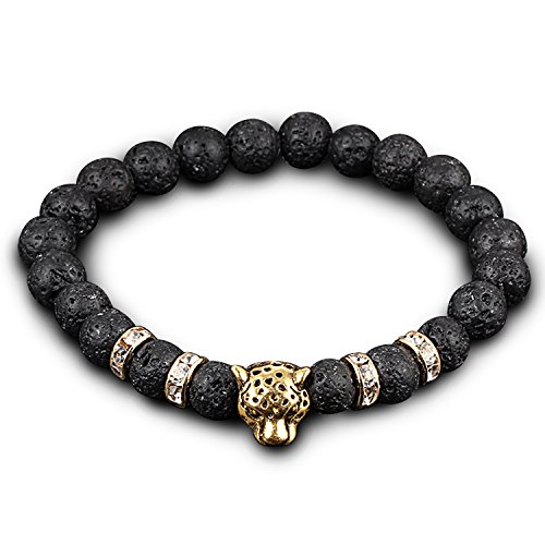 Natural Energy Stone Beads Bangle
