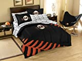 MLB San Francisco Giants Twin/Full Size Comforter with Sham Set