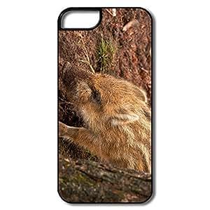 Custom Shells Vintage Wild Boar Piglet For IPhone 5/5s