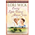 Every Little Thing About You (Yellow Rose Trilogy Book 1)