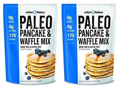 Paleo Pancake & Waffle Mix (2 Pack) (Low Carb & Gluten Free)
