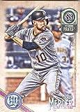 2018 Topps Gypsy Queen #188 Jordy Mercer Pittsburgh Pirates Baseball Card - GOTBASEBALLCARDS