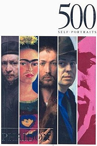 Buy 500 self portraits phaidon