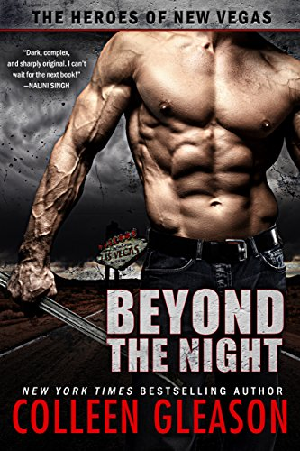 Beyond Night Heroes Vegas Book ebook product image