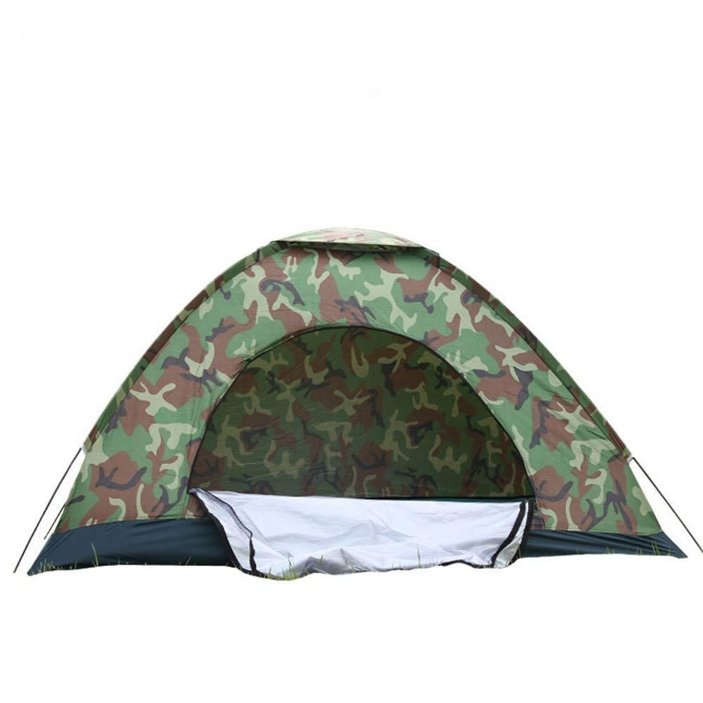 KCJMM Tente de Plage, Tente de Camping Camouflage en Plein air, Tente Ultra-légère pour Enfants, Tente Portable de Protection Solaire, pêche/Parc/Camping/Plage