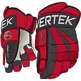 PowerTek V5.0 Tek Ice Hockey Gloves Red