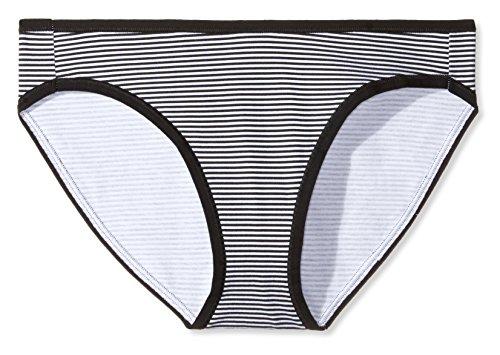 Amazon Essentials Women's Cotton Stretch Bikini Panty, 6-Pack, Basic Assorted, Medium by Amazon Essentials (Image #5)