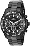 Invicta Men's 'Speedway' Quartz Stainless Steel Casual Watch, Color