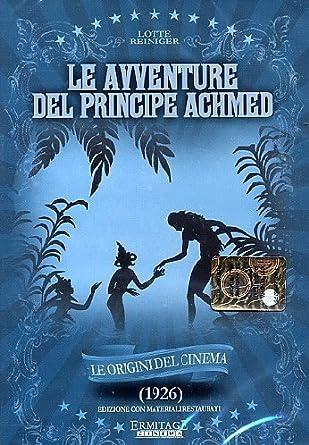 La Avventure Del Principe Achmed Italian Edition by ...