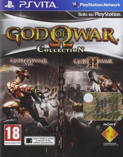 Sony God of War Collection, PS Vita - Juego (PS Vita, PlayStation ...