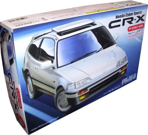 フジミ模型 1/24 インチアップシリーズ No.140 ホンダ サイバーCR-X プラモデル ID140 B002971650