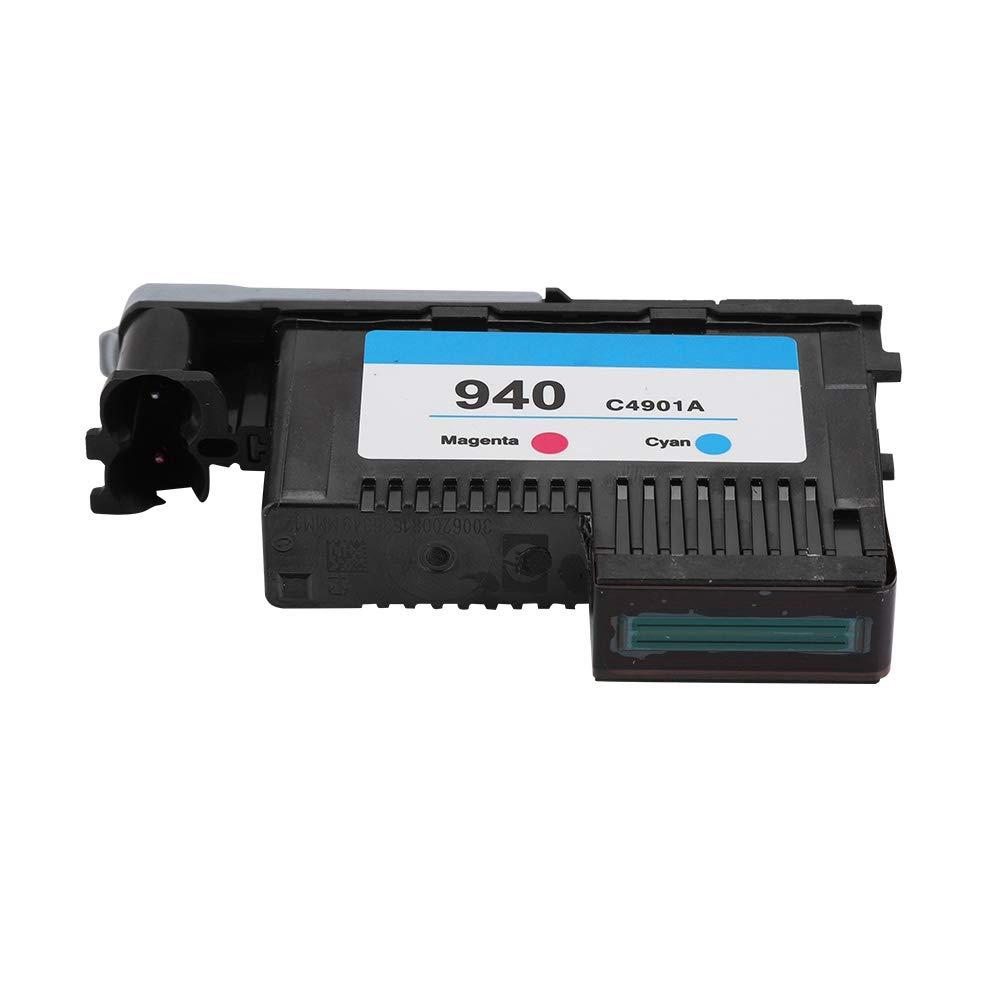 C4901A pour HP Z2100// T1200// T1300// T610// T620// T1100// T770// K700// 8500// K550// K5400// K5300// L7580 noir // jaune+magenta // cyan T/ête dimpression Professionnelle pour HP 940 T/ête dimpression C4900A