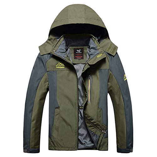 Zip Front Chore Coat - 6
