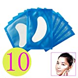 Baisidai 10 Pairs Under Eye Pads Patch Taps for DIY