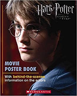 Harry Potter and the Goblet of Fire Poster Book: Amazon.es ...