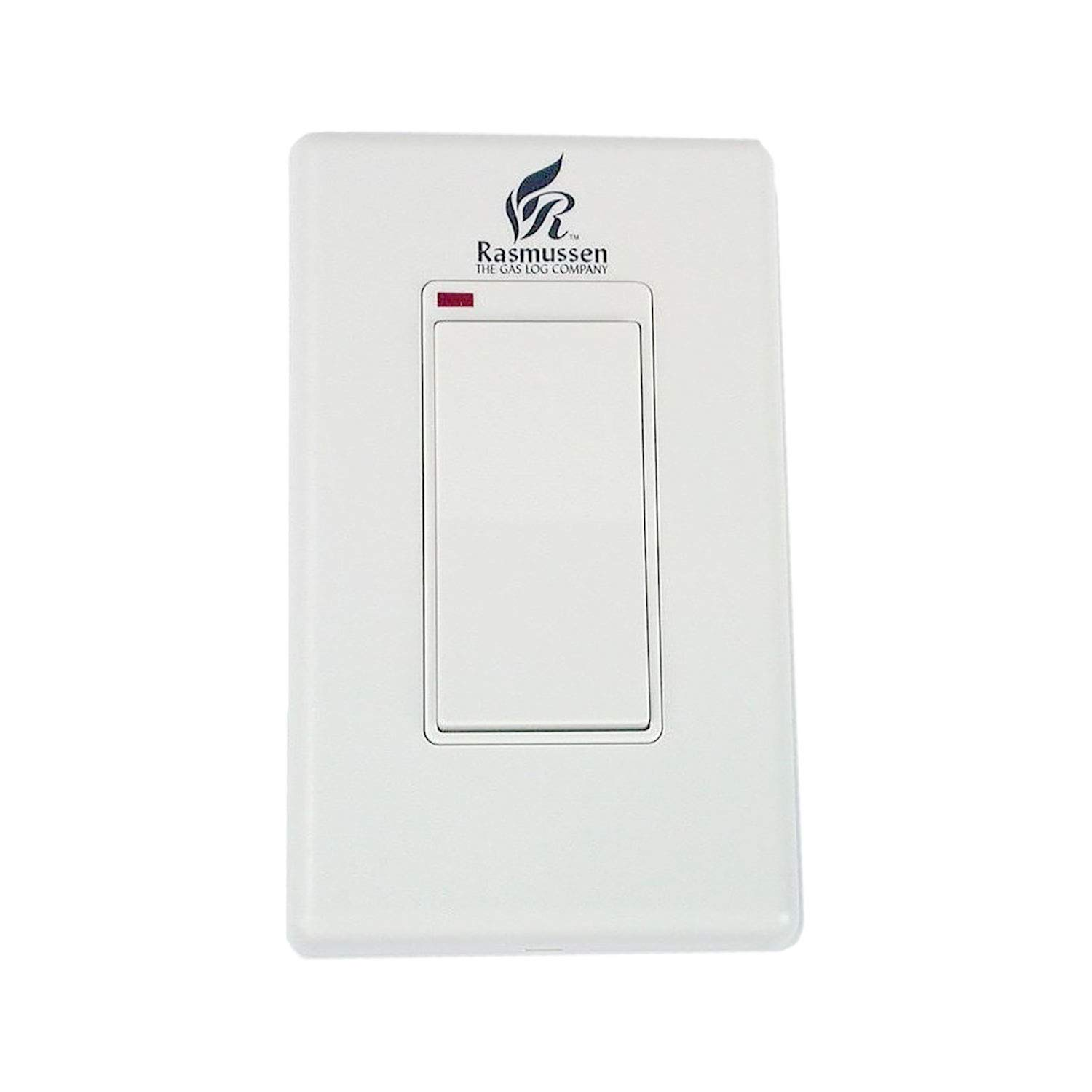 Rasmussen Wireless Wall On/Off Fireplace Remote Control - (WS-2R) by Rasmussen