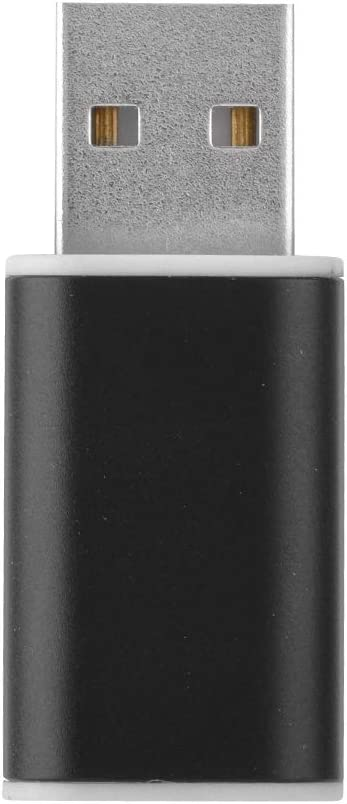 ASHATA External USB Audio Adapter Sound Card with One 3.5mm Aux Jack for Integrated Audio Out /& Microphone in Headphone Speaker etc for Microphone