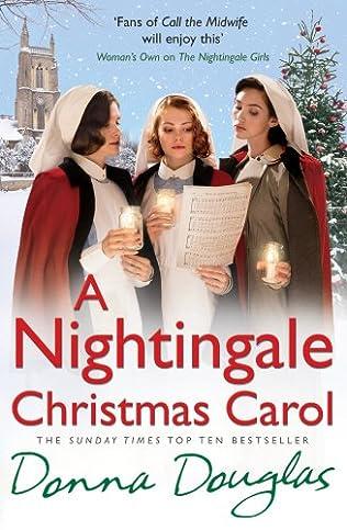 book cover of A Nightingale Christmas Carol