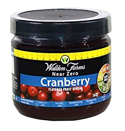 Walden Farms Sauce & Fruit Spread Cranberry -- 12 oz
