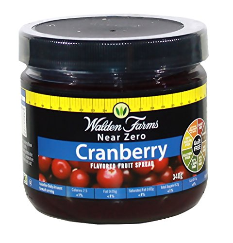 (Walden Farms Sauce & Fruit Spread Cranberry -- 12 oz )
