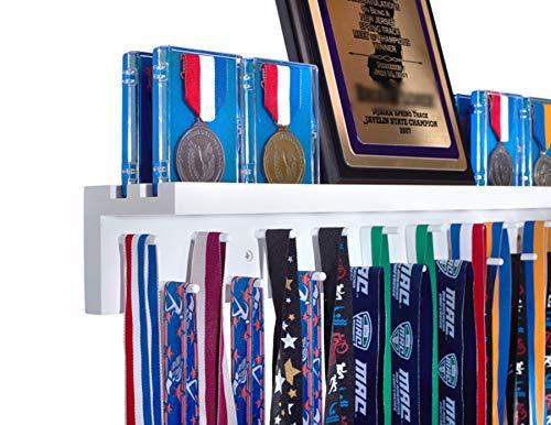 Premier 2ft Award Medal Display Rack and Trophy Shelf by MedalAwardsRack (Image #1)