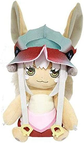 TAITO Made in Abyss Nanachi Plush Doll Stuffed Toy 30cm Taito made in the Abyss
