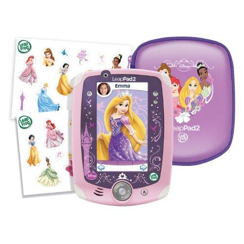 LeapFrog LeapPad 2 Explorer Disney Princess Bundle