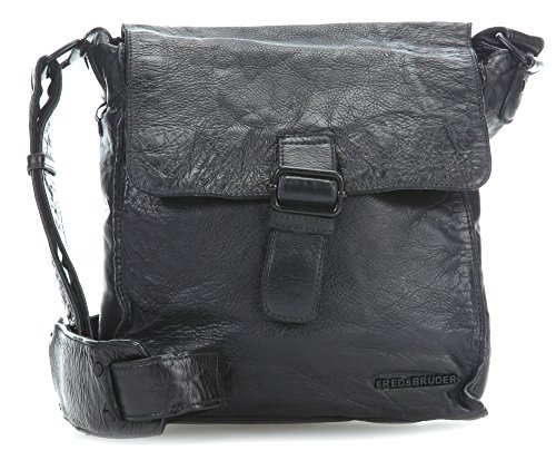 Bag FredsBruder black Cross Studies FredsBruder Studies Body HqPOxf