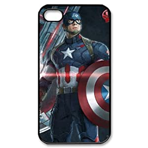 GTROCG Avengers Age of Ultron 2 Phone Case For Iphone 4/4s [Pattern-1]