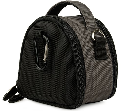 Grey Limited Edition Camera Bag Carrying Case with Extra ...