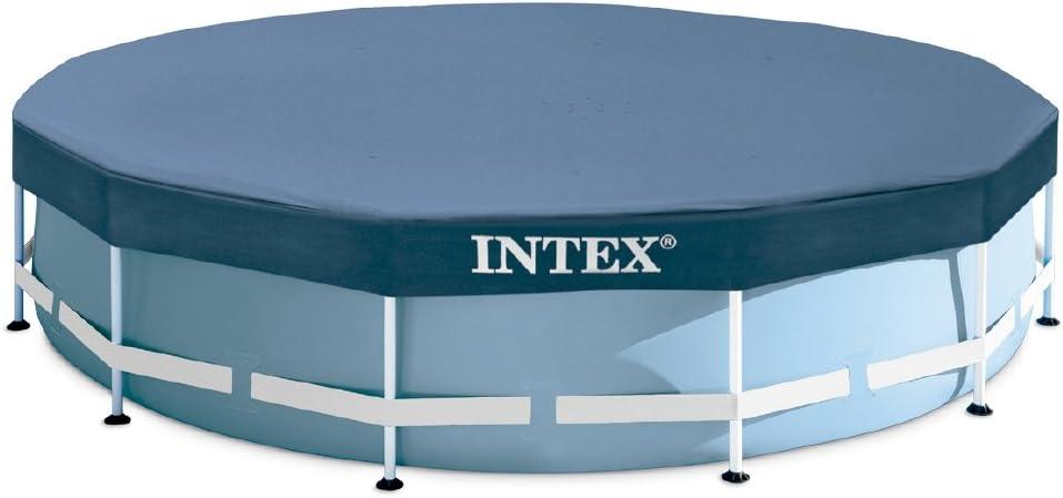 Intex Prisma Frame - Piscina desmontable 457 x 122 cm, con ...