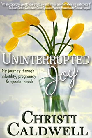 book cover of Uninterrupted Joy