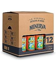 Cerveza Minerva Linea Maestra Playa Car 12 pack